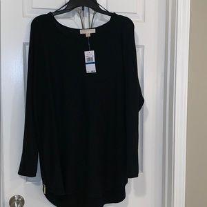 Michael Kors Side Zip Sweater NWT | XL